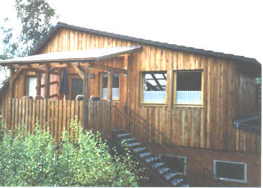 Ferienwohnung Laerchenhuske mit  Sauna, D-26624 Suedbrookmerland