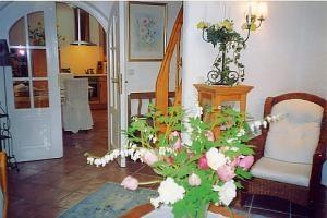 ROMANTIK-FeWo**** am See bei SALZBURG , D-83410 Laufen im BERCHTESGADENER LAND (Oberbayern)