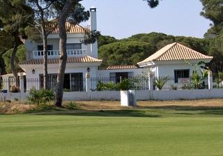 Andalusische Golfvilla mit Pool, E-21459 Nuevo Portil/Cartaya