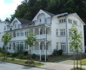 2-Zi-Ferienwohnung VILLA AMANDA, Binz, 18609 Binz