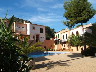 Canyamel/ Mallorca: Kleines Reihenhaus , 07589 Canyamel