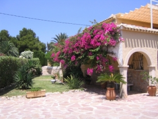Casa Molineros in Javea mit grossem Pool, E-03730 Javea