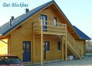 Dat Blockhus 02 - komfort Fewo Strandnah, 18551 - Glowe