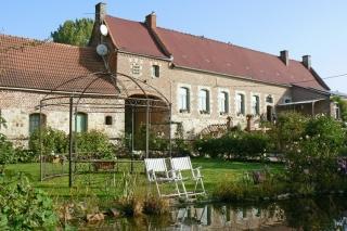 Romantik Gastezimmer La Rose Laitiere, 59215 Saint Martin Sur Ecaillon