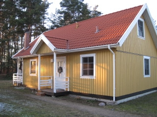 Schwedenhaus Seeblick Useriner See, 17236 Userin