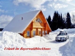 Urlaub im Bayerwaldblockhaus, 94158 Philippsreut