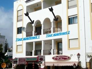 Carvoeiro, Algarve Apartments, 8400